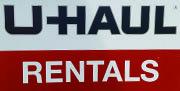 U-Haul Rental logo