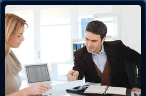 Accountant consultation