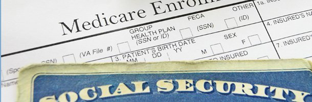 Social security and medicare form