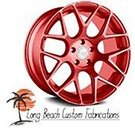 Longbeach Custom Powder Coating & Sandblasting -Logo