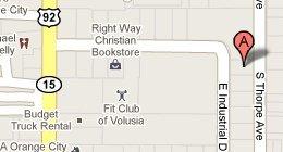 Crossroads Paint & Body Shop 1090 E. Industrial Dr. Orange City, FL 32763