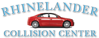 Rhinelander Collision Center - Logo