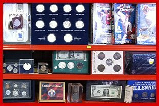 Contact JP Coins and Currency - Philadelphia, PA - JP Coins – Currency, Sportscards & Collectibles