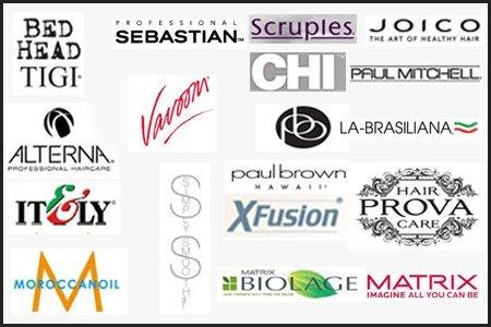 BeadHead-ProfessionalSebastian-Scruples-Joico-Matrix-TIGI-Vavoom-CHI-PaulMitchell-Alterna-PaulBrown-LaBrasiliana-IT&LY-SimplySmooth-XFusion-HairProvaCare