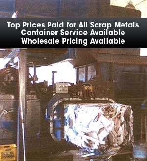 Steel Prices - Philadelphia, PA - River Road Recycling Co - Top Prices Paid for All Scrap Metals Container Service Available Wholesale Pricing Available