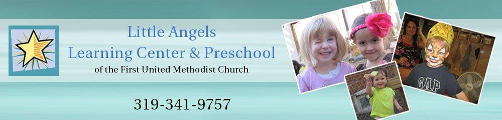 Child Care - Iowa City, IA - Little Angels Learning Center & Preschool