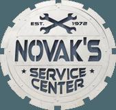 Novak's Service Center - logo
