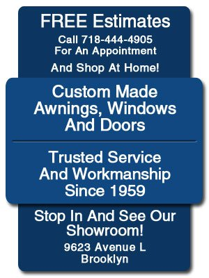 Doors  - Brooklyn, NY  - Awning City Windows & Doors Inc.