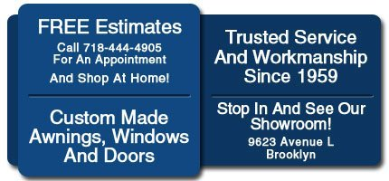Awning City Windows & Doors Inc.  - Awnings | Windows | Doors - Brooklyn, NY
