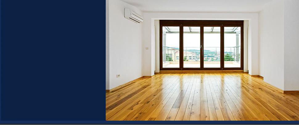Beautiful wooden floor