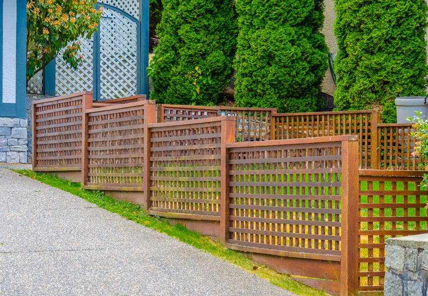 Golden Fence Inc Fence Installations Lakemoor Il