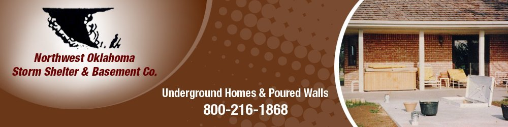 Concrete Shelters - Woodward, OK - Northwest Oklahoma Storm Shelter & Basement Co.