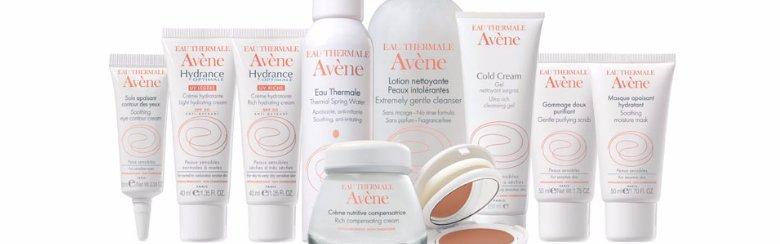 Avene skin rejuvenation products