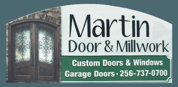 Martin Door & Millwork logo