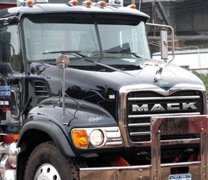 Paul Toth truck