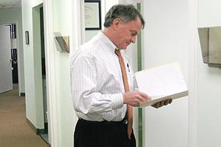 About Dr. Bubser - Central Maryland - John E. Bubser D.P.M.