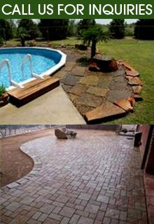 Landscape Design - Big Spring, TX - Top Notch Landscaping - Patios and Landscape - Call Us For Inquiries