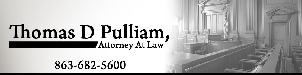 Lawyers And Attorneys - Lakeland, FL - Thomas D Pulliam, Attorney At Law