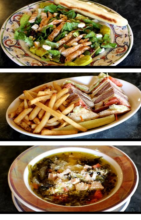 Pasta Dish | Utica, NY | Raspberries Café | 315-724-6795