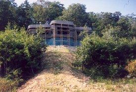 Shotcrete Services - Doylestown, PA - Wodock and Son Shotcrete- Shotcrete House 1