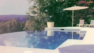 Pools - Doylestown, PA - Wodock and Son Shotcrete - infinite pool