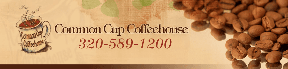 Coffee and Specialty Drinks - Morris, MN - Common Cup Coffeehouse