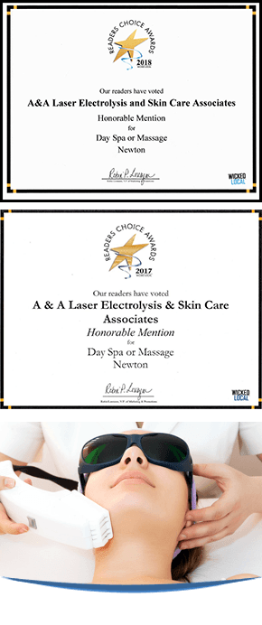 Hair Removal & Skin Care Services Newton, MA | Facial & Acne