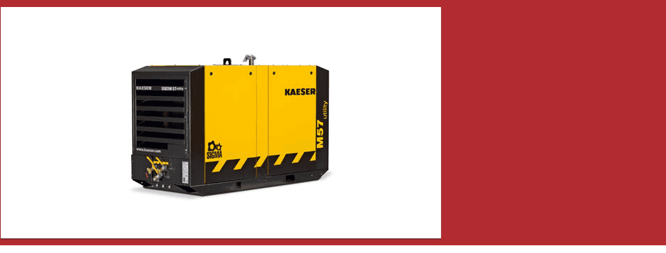 High-quality yellow compressor