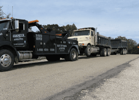 Jimmy's Towing Service LLC - Storage Lot - Kerrville, TX