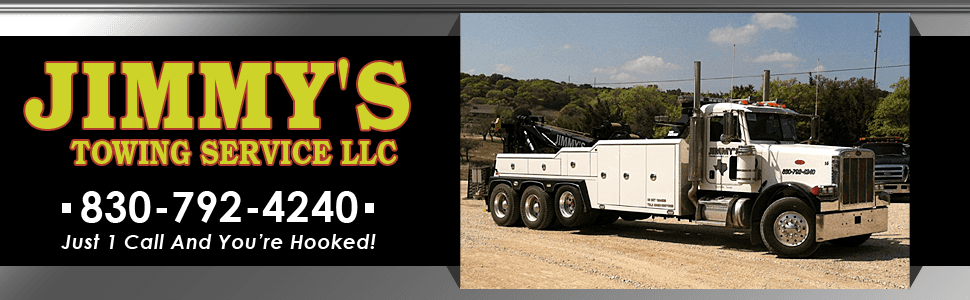 Tow Service - Kerrville, TX - Jimmy's Towing Service LLC