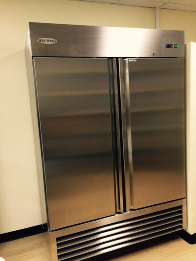 Serv-Ware refrigerator
