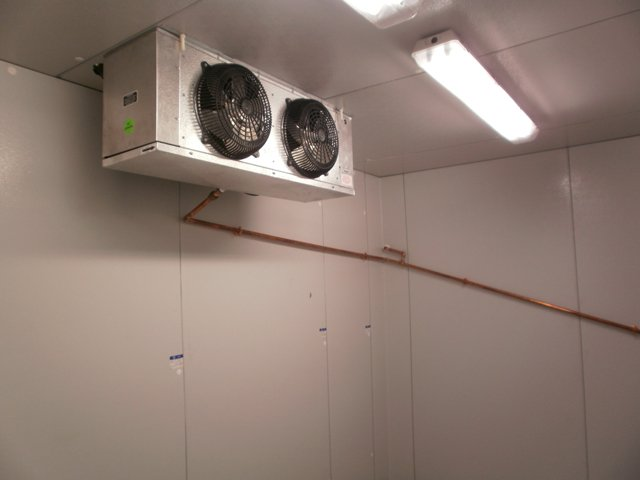 Freezer unit