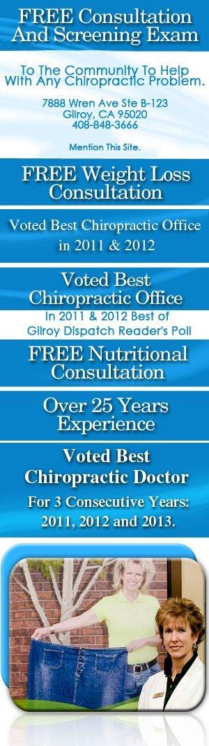 Gilroy Chiropractic Health and Wellness