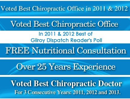 Gilroy Chiropractic Health and Wellness