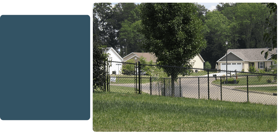 Pet Enclosures | Bismarck, MO | Burch Fencing | 1-800-985-0438