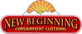 New Beginning Consignment Clothing Logo