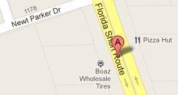 Boaz Wholesale Tire & Accessories 1877 U.S. 431 Boaz, AL 35957