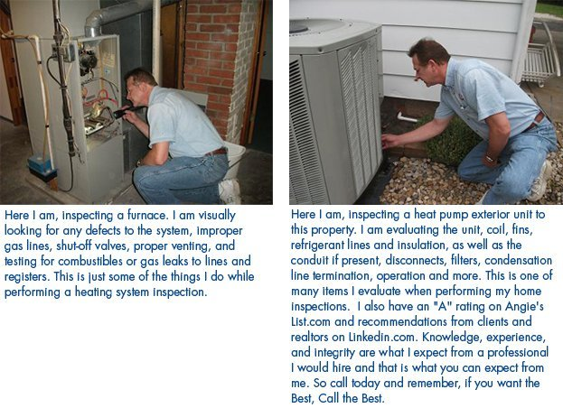 Home Inspection - Terre Haute, IN - Todd Professional Home Inspection Svcs, LLC