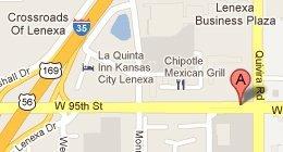 Bath & Kitchen Showroom  11948 W 95th St Lenexa, KS 66215