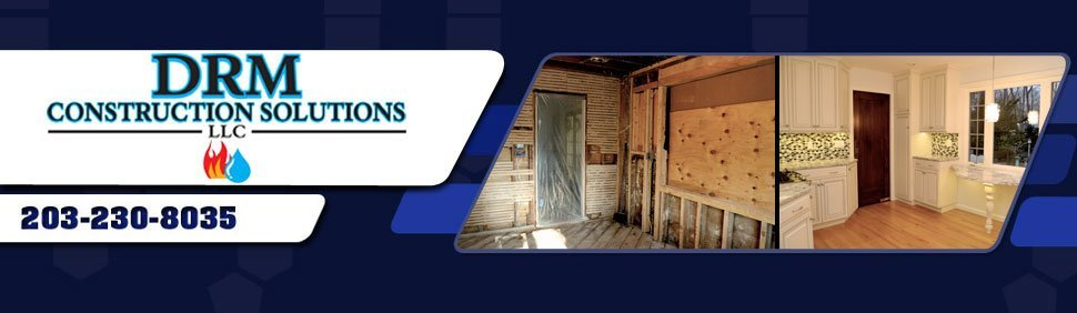 Full Service General Contractors| North Haven, CT | DRM Construction Solutions LLC | 203-230-8035