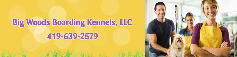 Boarding Kennels - Green Springs, OH - Big Woods Boarding Kennels, LLC