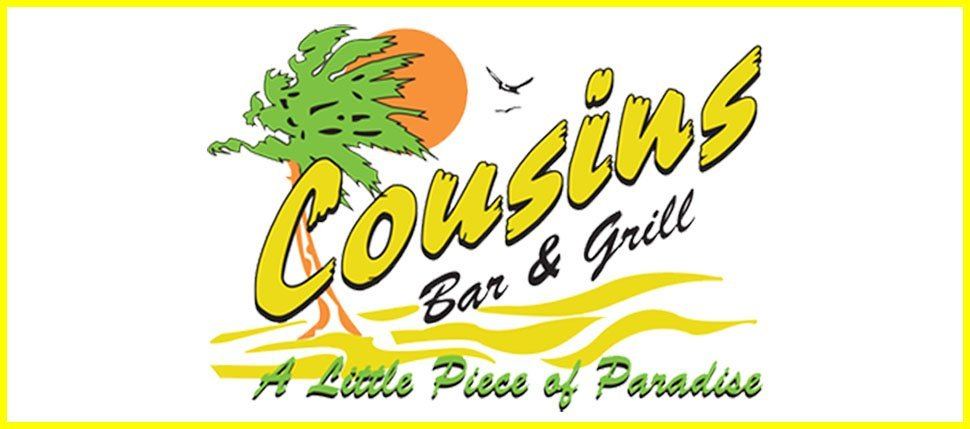 Menu | Oklahoma City, OK | Cousins Bar & Grill | 405-840-5053