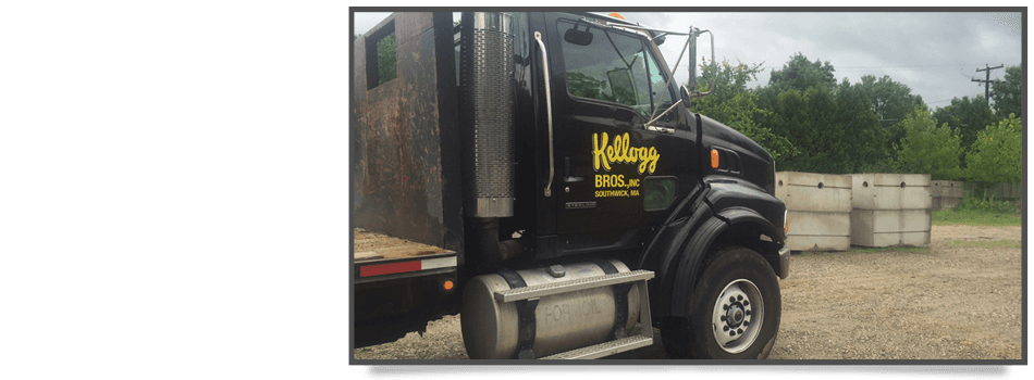 Concrete Services | Westfield, MA | Kellogg Brothers Inc. | 413-569-6029