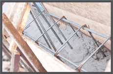 Concrete Supports | Westfield, MA | Kellogg Brothers Inc. | 413-569-6029