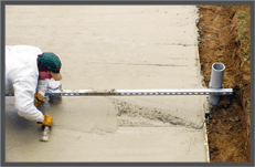Metered Concrete Pouring Service | Westfield, MA | Kellogg Brothers Inc. | 413-569-6029