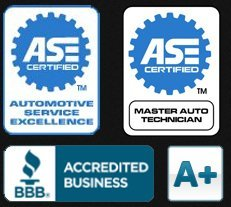 ASE Certified Automotive Service Excellence, ASE Certified Master Auto Technician, BBB