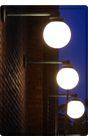 Exterior Lighting Maintenance | Peru, IN | Central Lighting Service & Supply Co., Inc. | 765-473-5204