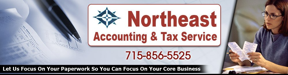 Tax And Accounting Service - Wausaukee, WI - Northeast Accounting & Tax Service