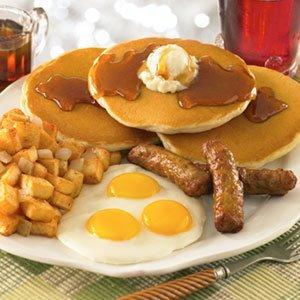 Breakfast Menu - Ossining, NY - Village Deli & Café