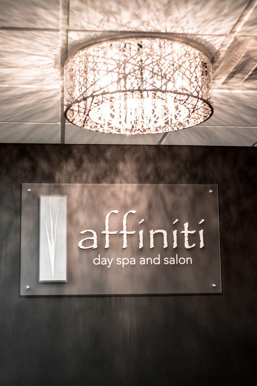 Affiniti day spa and salon